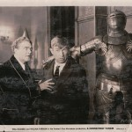 """Will Rogers & William Farnum, from """"A Connecticut Yankee"""""""